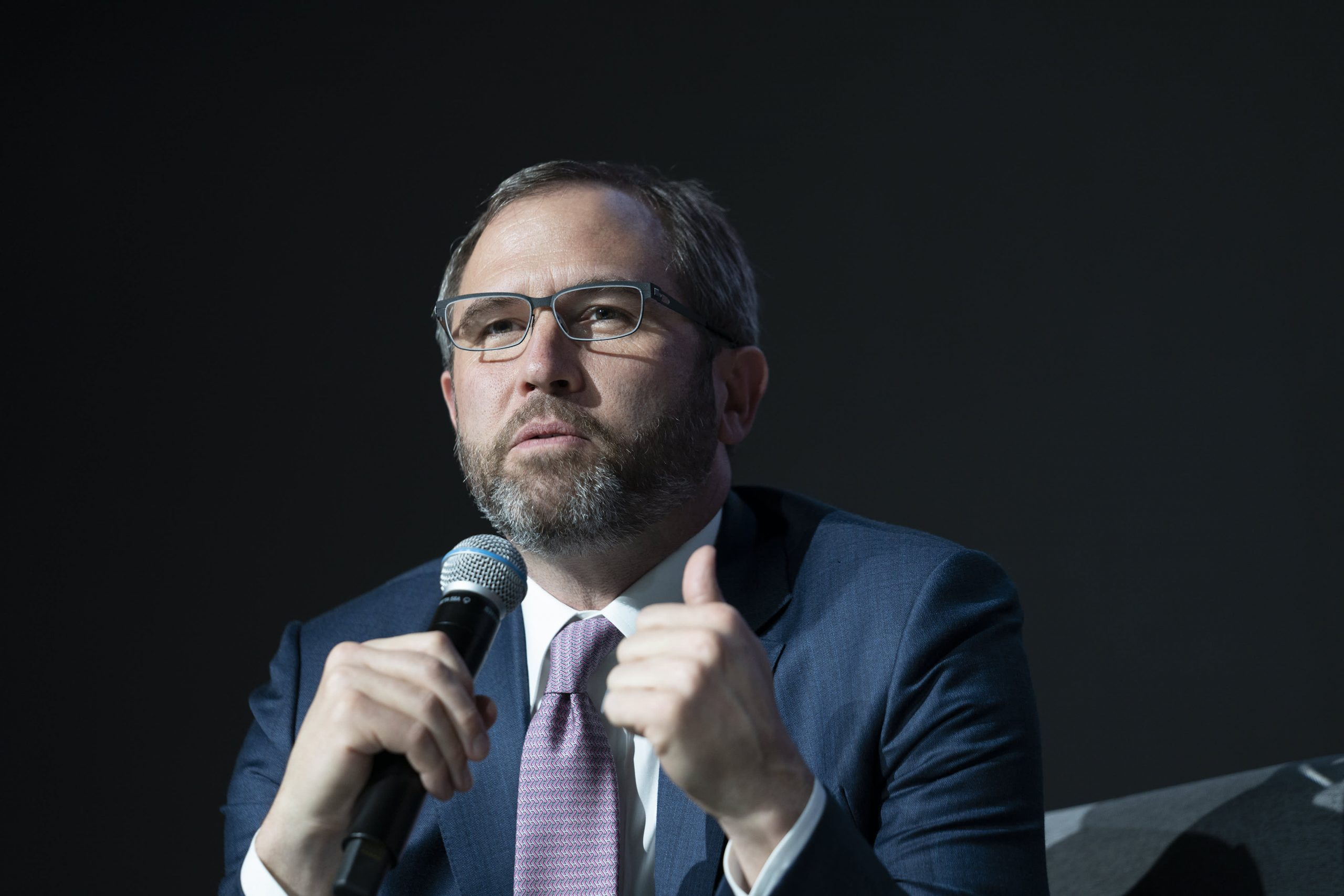 Ripple CEO says the U.S. lacks regulatory clarity on cryptocurrency