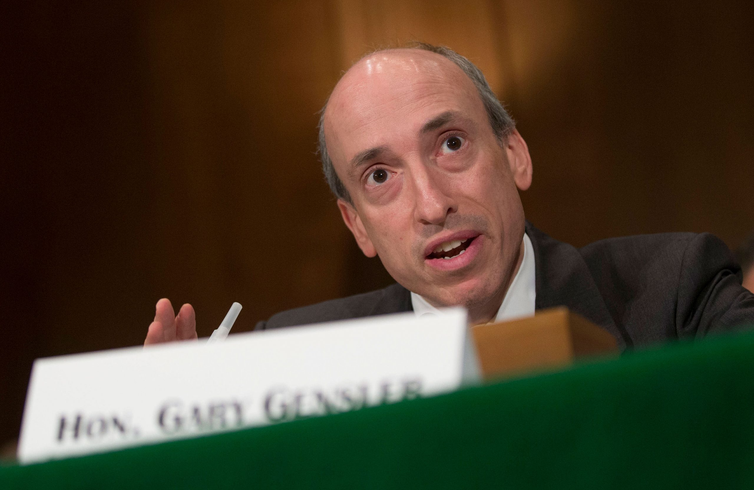 SEC chair Gensler says agency will enforce rules 'aggressively' against bad actors