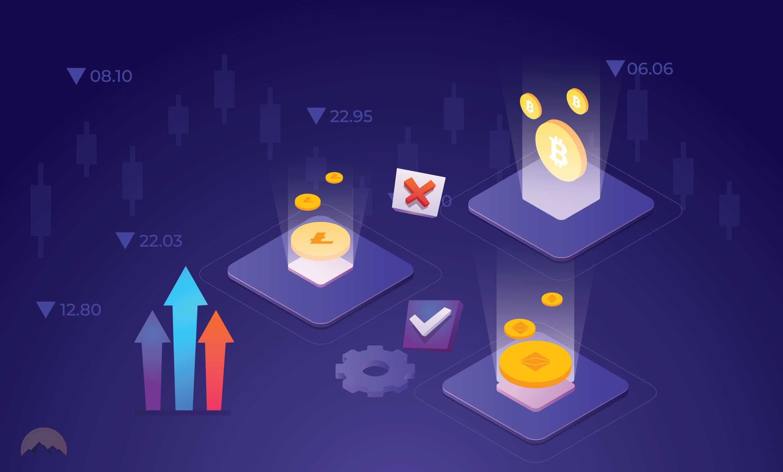 Evaluating token-sales