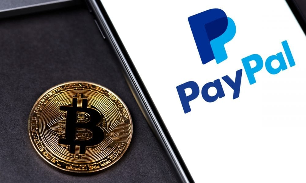 PayPal Plans To Add Crypto Withdraw Feature