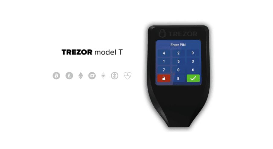 Trezor Model T Guide