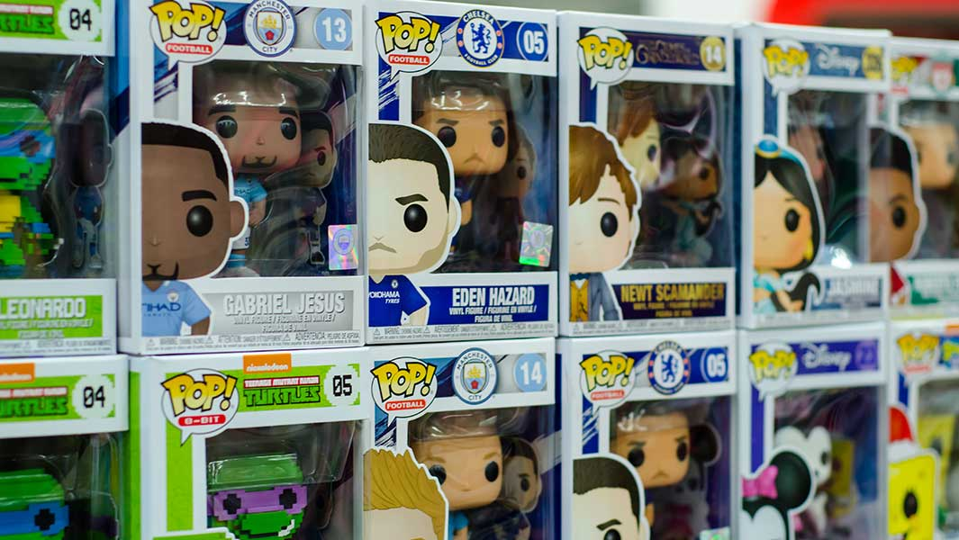 Funko Stock Rises On Pop Culture Play's Blowout Earnings Amid Crypto, Virtual-Event Boom