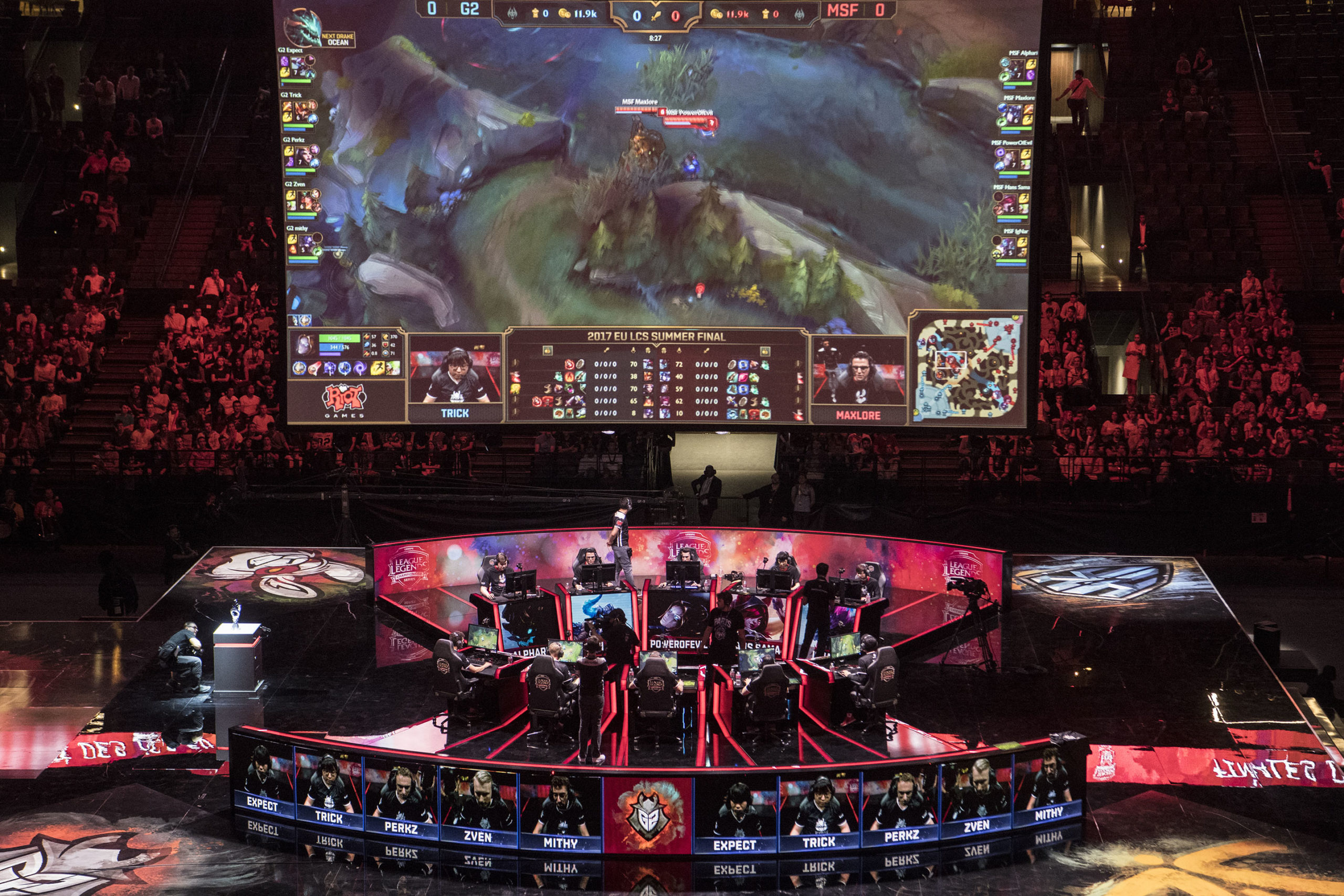 E-sports and blockchain: When the explosive universes meet – Prestige Online