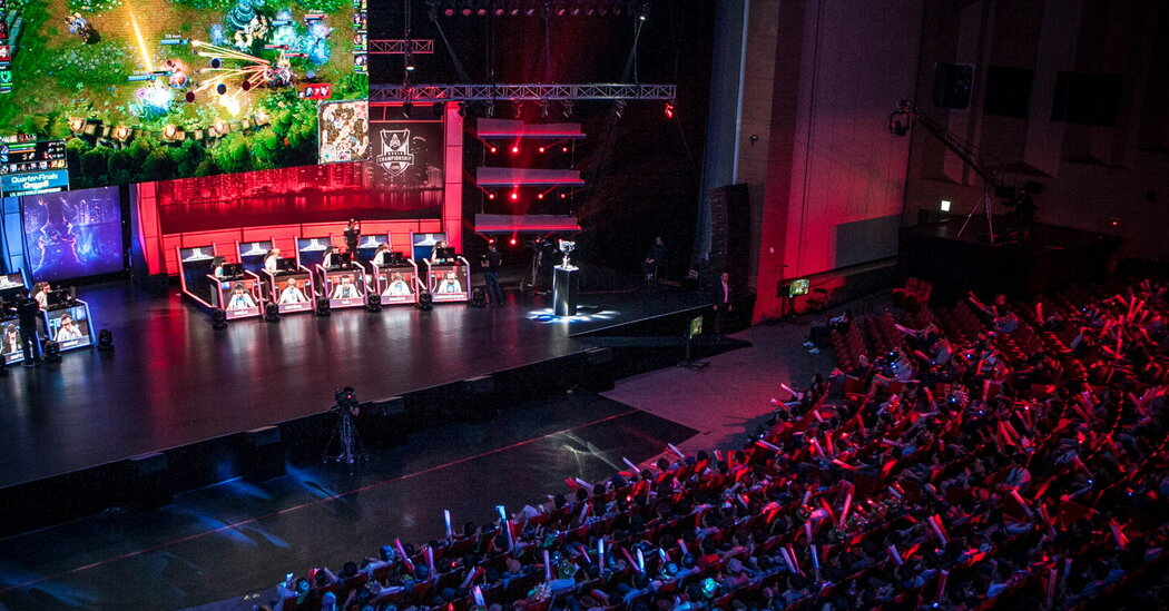 A Pro E-Sports Team Is Getting $210 Million to Change Its Name