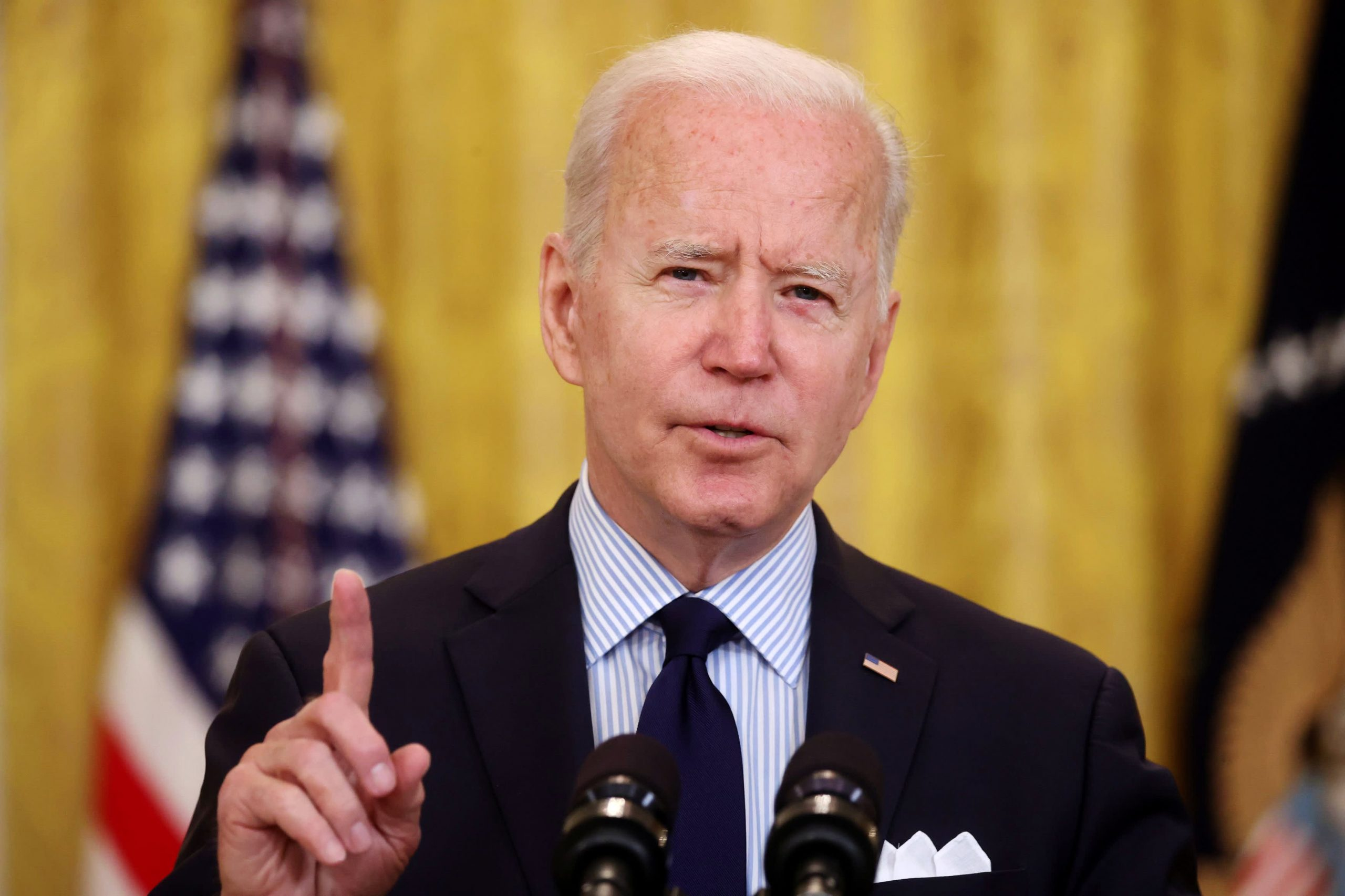 Biden puts anti-corruption effort at center of foreign policy, with crypto, cyber focus
