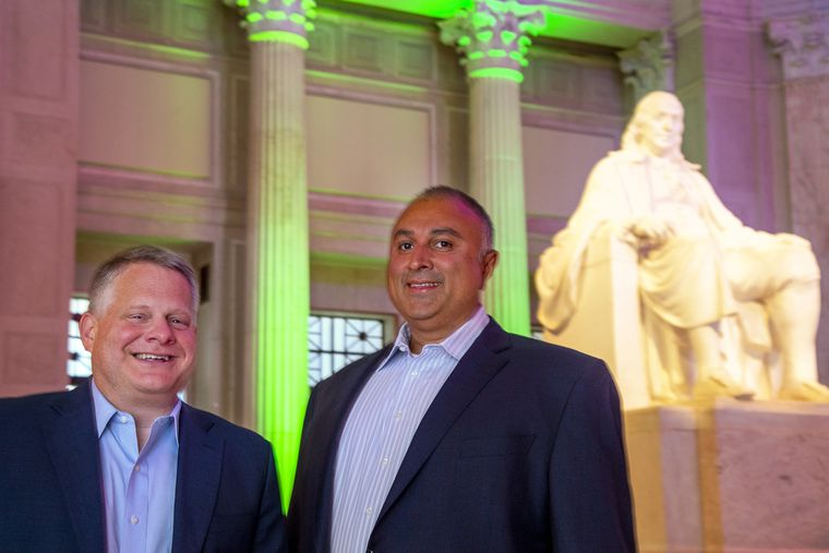 Wharton and Franklin Institute embrace bitcoin gifts