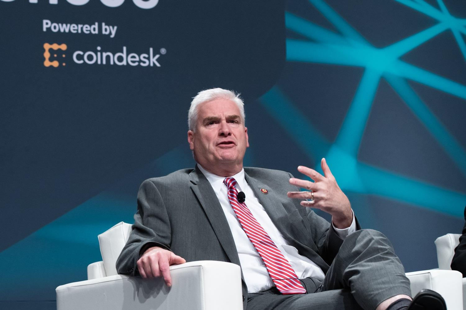 Emmer, Congressional Blockchain Group Ask IRS to Revise Guidance on Charitable Crypto Donations