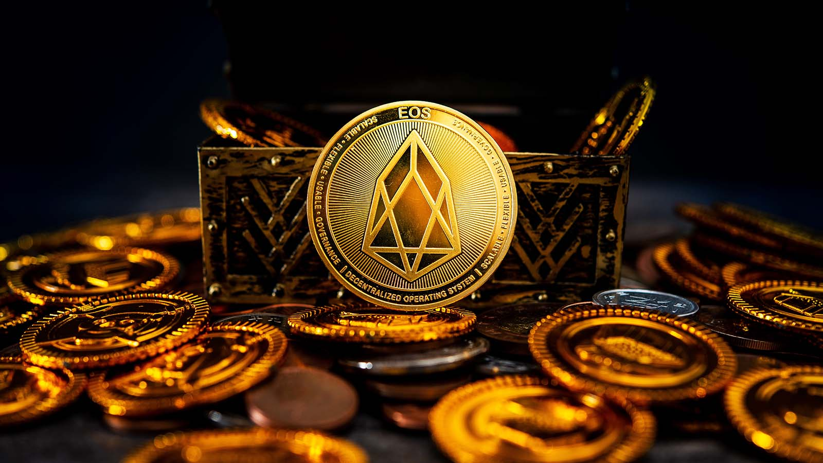 EOS Strives to Become the Palantir of Blockchain