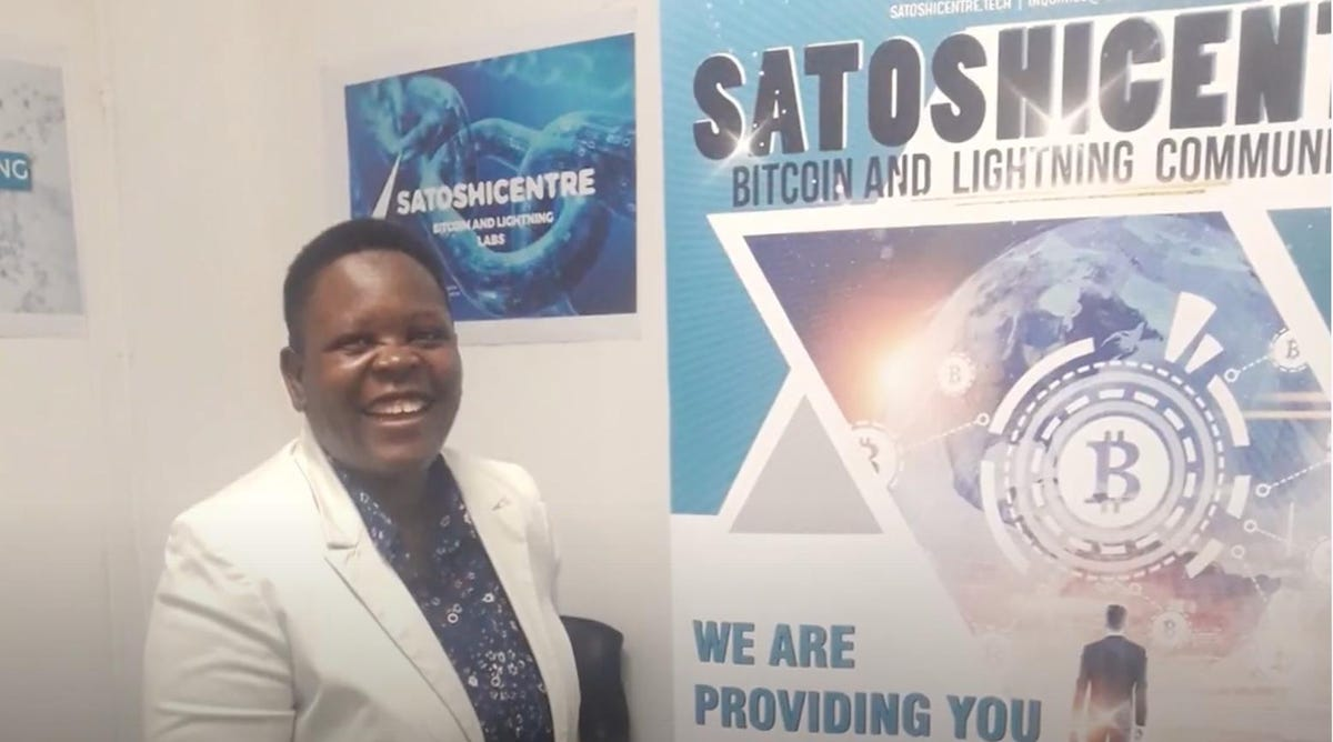 How The BitcoinLady Of Botswana Is Empowering Her Community Through Crypto And Blockchain Education