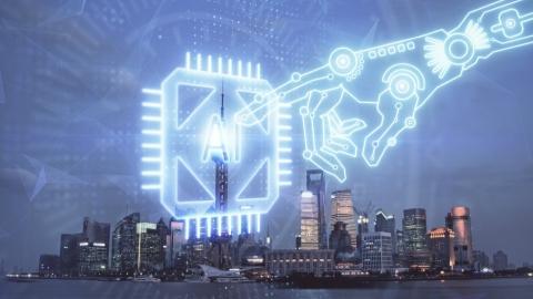 Blockchain technology to expedite high-quality economic development
