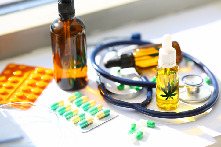 Using blockchain to enable consistency in medical cannabis