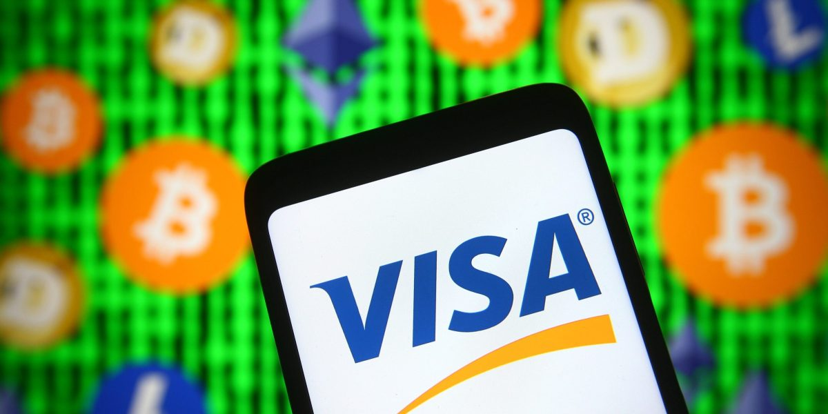 Visa's embrace of crypto is starting to pay off – Fortune