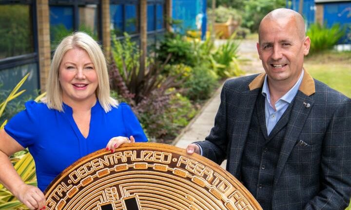 Dundee firm McGill accepts crypto payments
