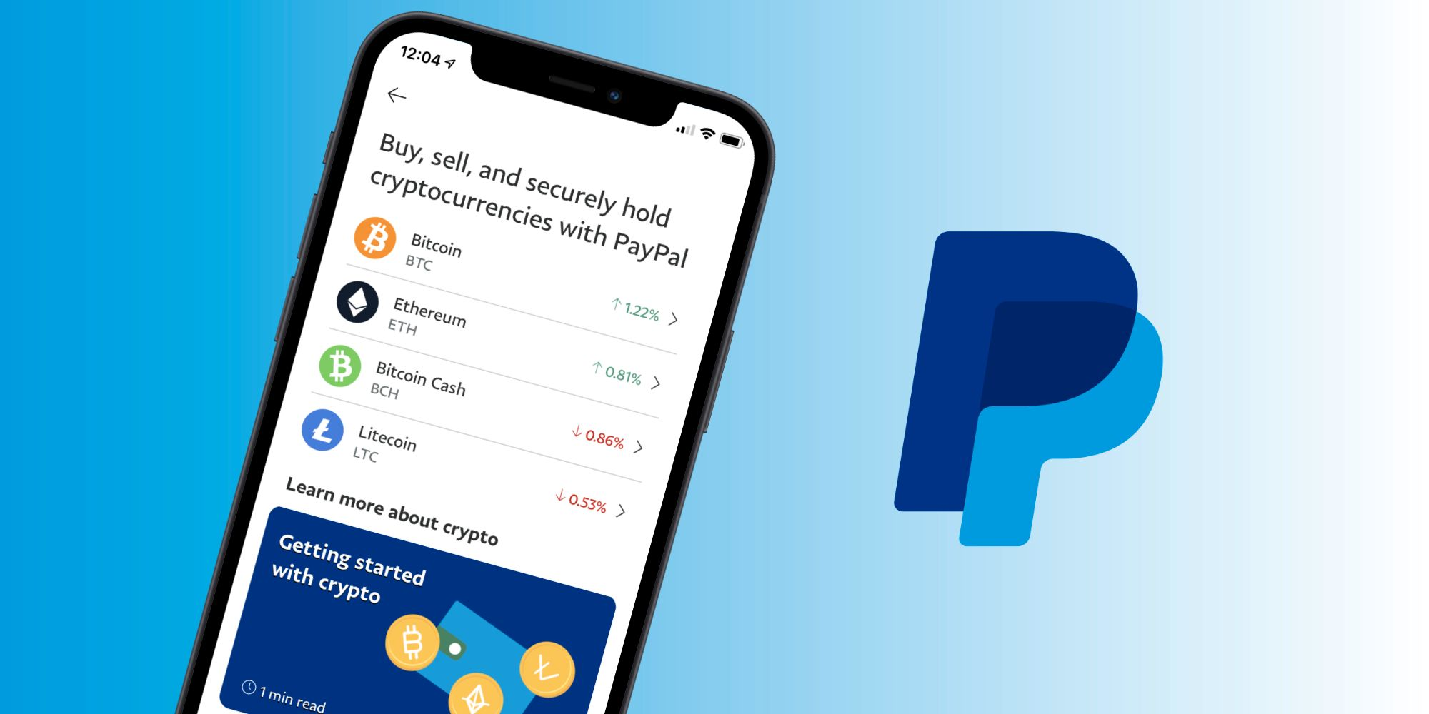 PayPal Is Now Embracing Cryptocurrency In A Huge Way