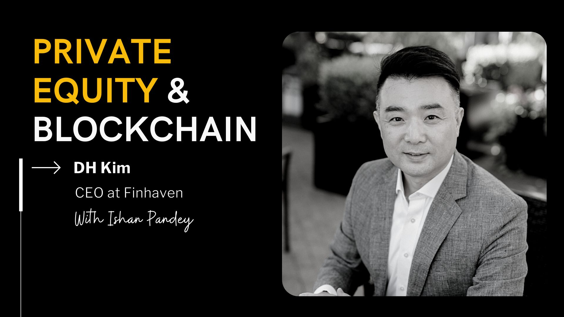 How Blockchain Can Disrupt Private Equity and Capital Markets