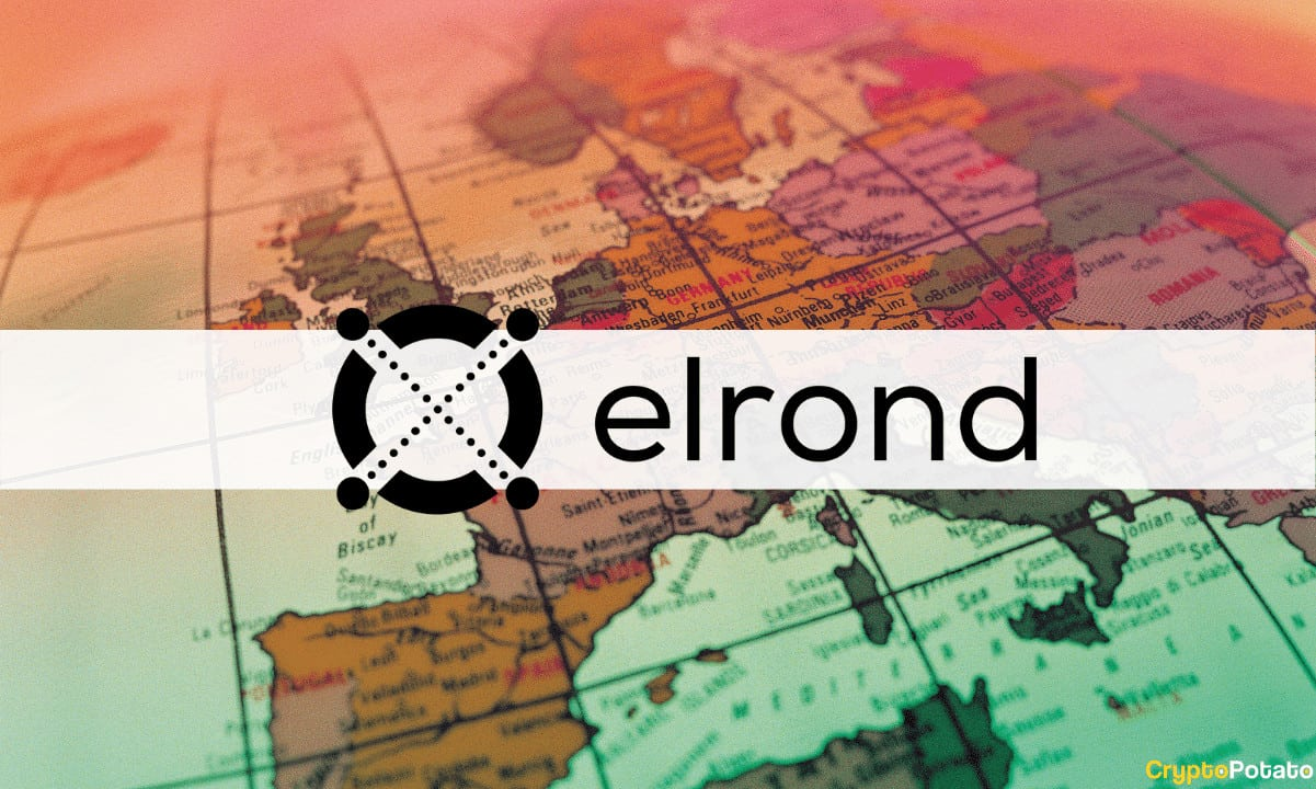 Elrond Becomes First Carbon Negative Blockchain in Europe