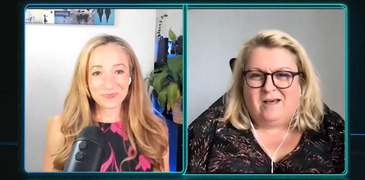 Lee Ann Johnstone on 'Hashing It Out' Episode 8: BSV Blockchain for affiliate marketing