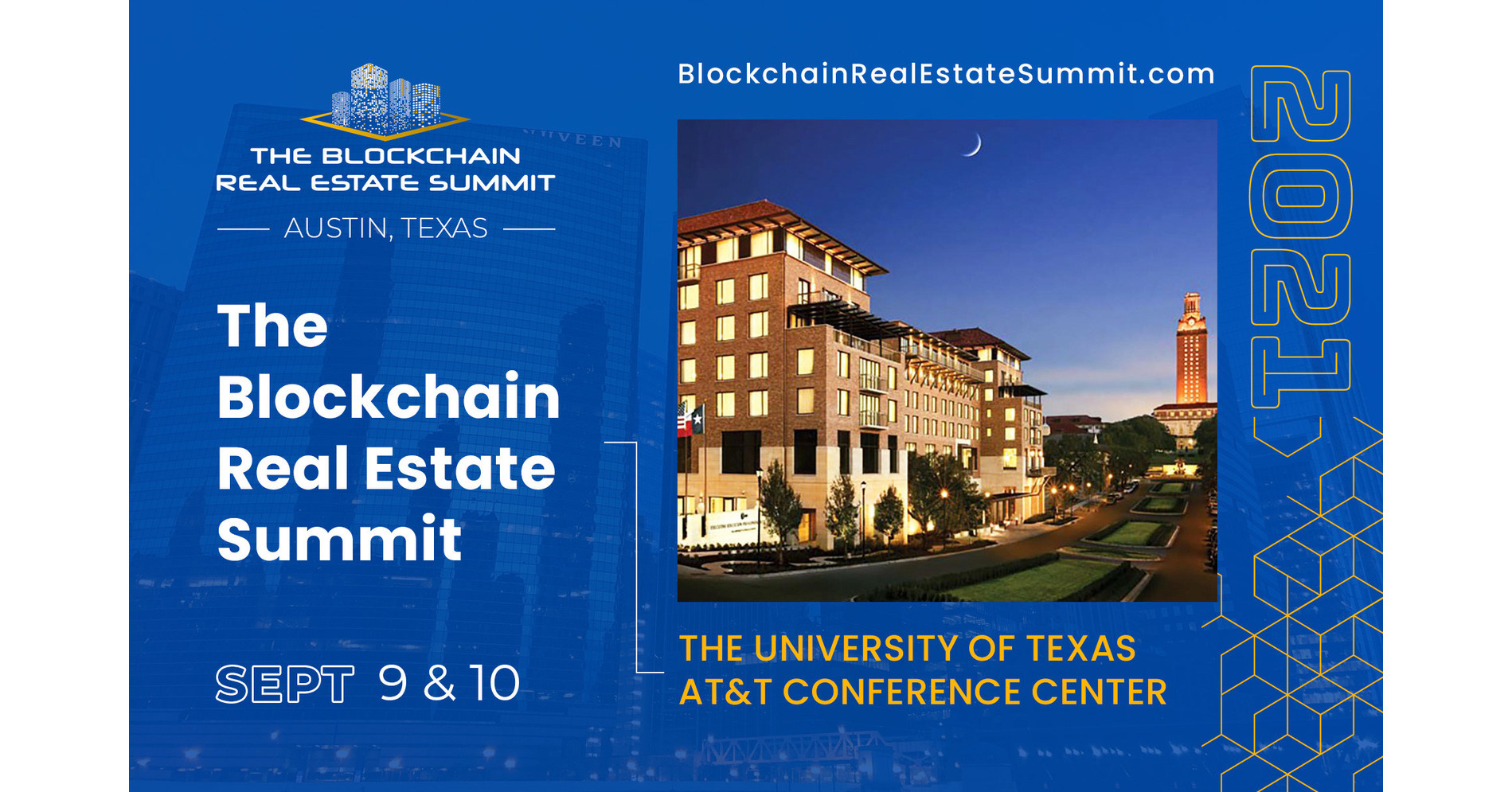 Announcing Blockchain Real Estate Summit in Austin, TX, Hosted by Liberty Real Estate Fund