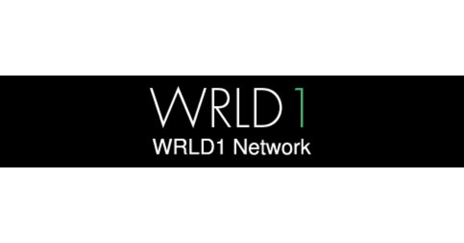 WRLD1 / TVNET enlarges its Finance / Investment Global Business group to 10 networks across the sectors of Global Finance, Fintech, Crypto and World Business News