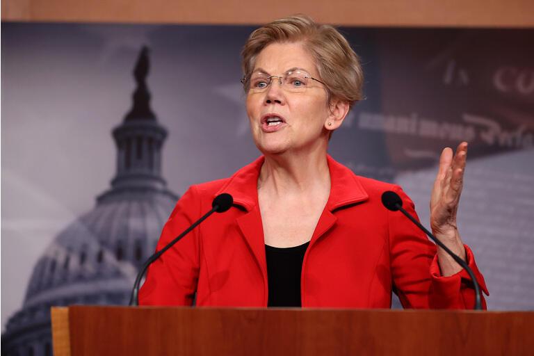 Sen. Elizabeth Warren: Crypto markets might need bailout someday without proper regulation – Seeking Alpha
