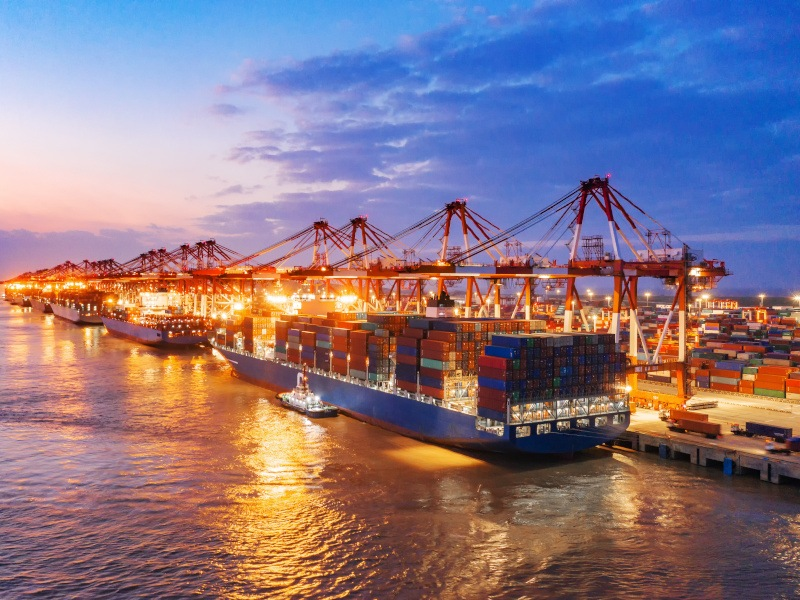 Shipping giants create blockchain platform to enhance global trade